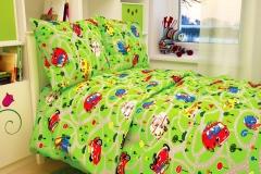 309-1 машинки на зеленом
