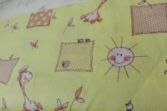 366-4 Жирафик желтый
